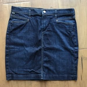 Citizens of Humanity Denim Pencil Skirt Size 32